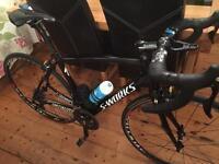 S Works Roubaix top end road bike