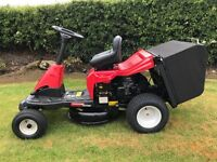 """M.T.D. 24"""" RIDE ON LAWNMOWER 193cc M.T.D. ENGINE REAR GRASS COLLECTION OR MULCH"""