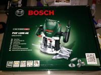 Bosch plunger router