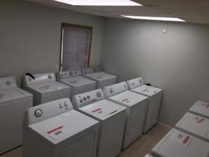 Large Selection of Used Top-load Washers and Dryers! 1 Year Warranty