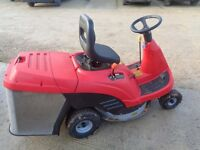 Ride on Lawnmower Honda 1211ex cond collect / rear discharge