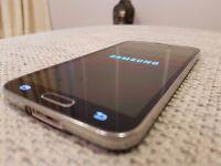 Samsung Galaxy S5 SM-G900F - Blue - 16GB - VODAFONE & FREE Spigen SGP Slim Armor Case worth £21.99