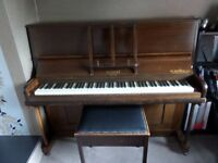Aubert London Upright Piano