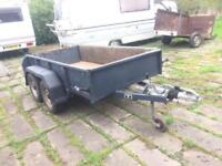 Ifor Williams trailer 8 ,5