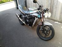 Triumph Speed Four (06) 600cc