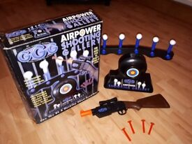 Airpower Shooting Gallery Toy/Game
