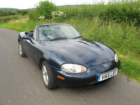 Mazda MX5 in great condition & low mileage