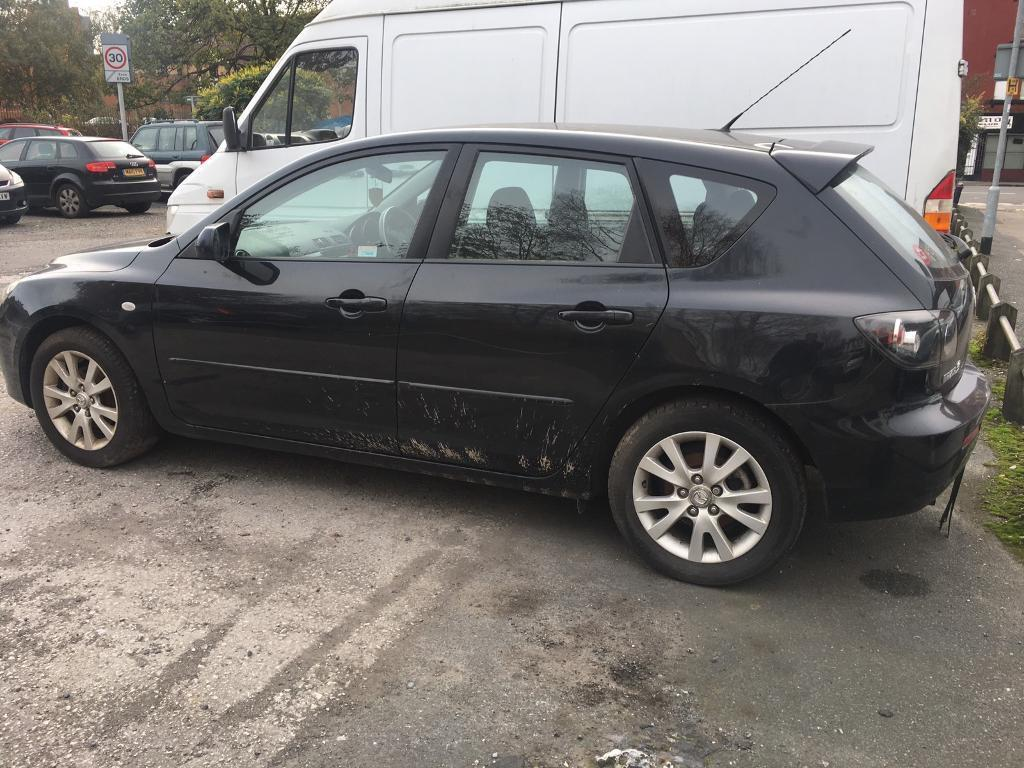 57 Reg Mazda 3 TS2 5Door, 75k miles, Good condition for age, Out of MOT