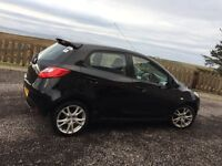 Mazda 2 sport. Great condition. MOT until Oct 31st