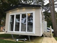 Brand New Exclusive Caravan Holiday Home New Forest, nr Bournemouth, Nr Weymouth, Nr Christchurch