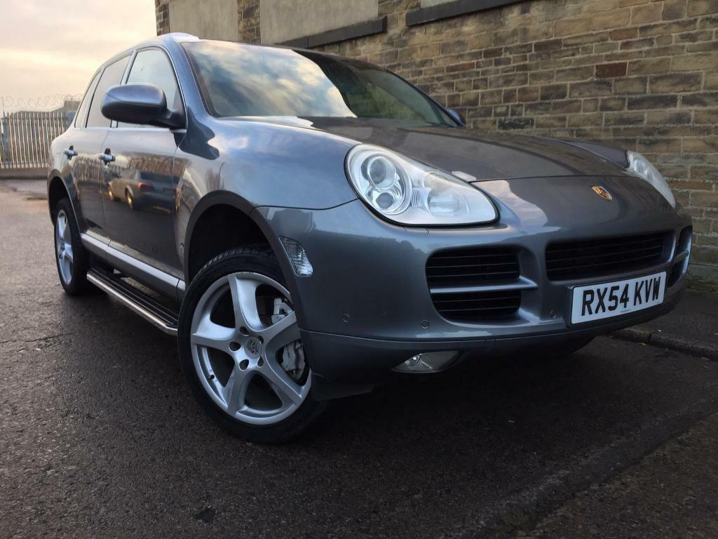 Porsche Cayenne S 4 5 Low Mileage Services History Lady Owner