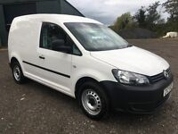2011 VW CADDY 102 BHP FULL MOT MINT CONDITION *FINANCE AVAILABLE*