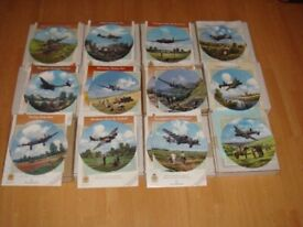 Royal Doulton Heroes of the Sky Plates