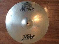 """Wokingham Drum Sales - Sabian AAX 20"""" Stage Ride Cymbal"""