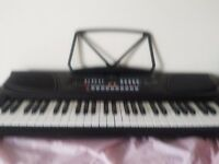 MK-1000 54-Key Portable Keyboard by Gear4music brand new in box. Must go by 27th May,