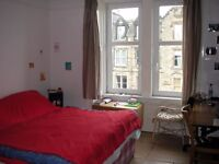 Looking for single student only for double room at Marchmont from 15 th of September