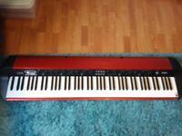 KORG SV1 METALLIC RED STAGE PIANO 88 KEYS