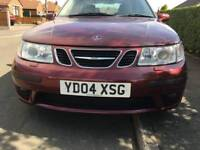 Saab 9-5 Aero Manual LPG converted FSH