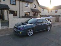 Subaru impreza wrx, price drop £3700 one off! Not bmw audi vw seat, may swap.
