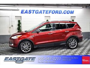 2014 Ford Escape SE with Nav and Chome