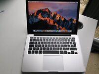 MacBook Pro Retina 13' (2014) | 8GM RAM | 128GB SSD | Intel Core i5 | Intel Iris | macOS Sierra