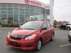 2014 Toyota Matrix Convenience Package Featuring Toyota Extended
