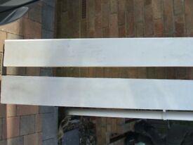 2 x MDF internal window boards