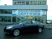 2012 Buick Regal CX SEULEMENT 7300 Km A QUI LA CHANCE