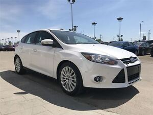 2012 Ford Focus Titanium 30790km Loaded