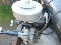 British Seagull 102 Outboard Motor