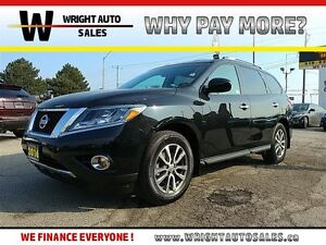 2016 Nissan Pathfinder SV| 4WD| BLUETOOTH| BACKUP CAM| HEATED SE