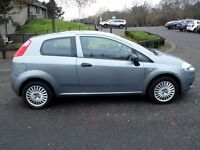 "2007 (56) FIAT GRANDE PUNTO 1.2 ACTIVE ""LOW MILEAGE"""