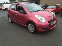 STUNNING 2013 63 SUZUKI ALTO 1 OWNER VERY LOW MILES 12K SERVICE HISTORY 1 YEAR MOT PX WELCOME £2995