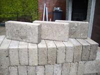 260 Heavy dense concrete blocks