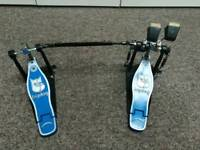 Big Dog pro Double Kick Bass Drum Pedal in good condition