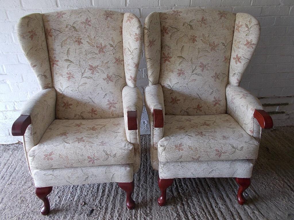 2 x HSL Helmsley Comfort Petite Chair