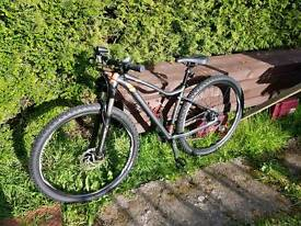 Women's hardtail mountain bike