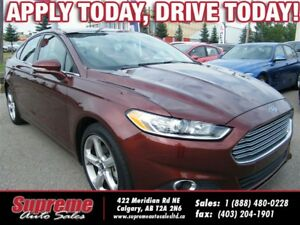 2015 Ford Fusion SE AWD/B.CAM/H.SEATS