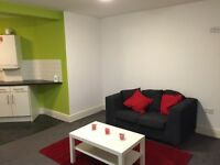 All bills and broadband included.One Bedroom furnished apartment CH43 8SF