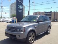 2011 Land Rover Range Rover Sport V8 Supercharged (SC) Pretty as