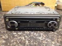*** Pioneer DEH 1400 RB Car CD Player Head Unit *** £20