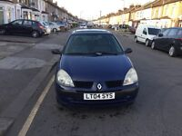 Renault Clio 1.4, Automatic low millage full service history