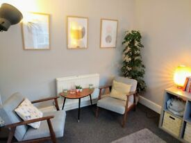 Beautiful therapy room to rent - Bristol City Centre, with parking