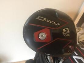Wilson Staff D300 Driver - latest driver rrp £249