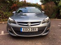 Vauxhall Astra 1.7 Cdti 110 EcoFlex TechLine Fully Loaded Not Astra vxr Corsa vxr