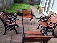 Lovely garden chairs