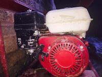 Honda Generator, petrol