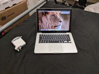 REFURBISHED MacBook Pro (Early 2011) - 13 Inch - 10GB DDR3 RAM - 500GB Storage