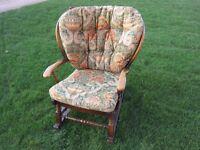 70's Rocking chair