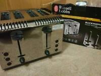 Russell Hobbs Buckingham toaster